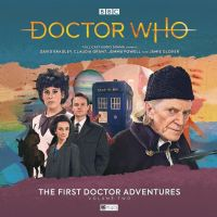 Doctor Who The First Doctor Adventures Volume 02 - Audio CD Box Set